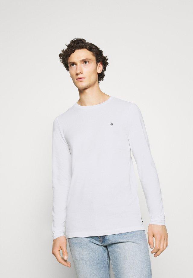 JPRBLAHARDY  - Camiseta de manga larga - blanc de blanc