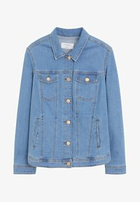 Violeta by Mango - SARAH - Denim jacket - mittelblau - 5