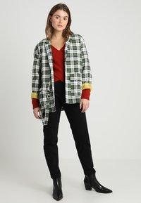 Even&Odd - Pullover - red - 1