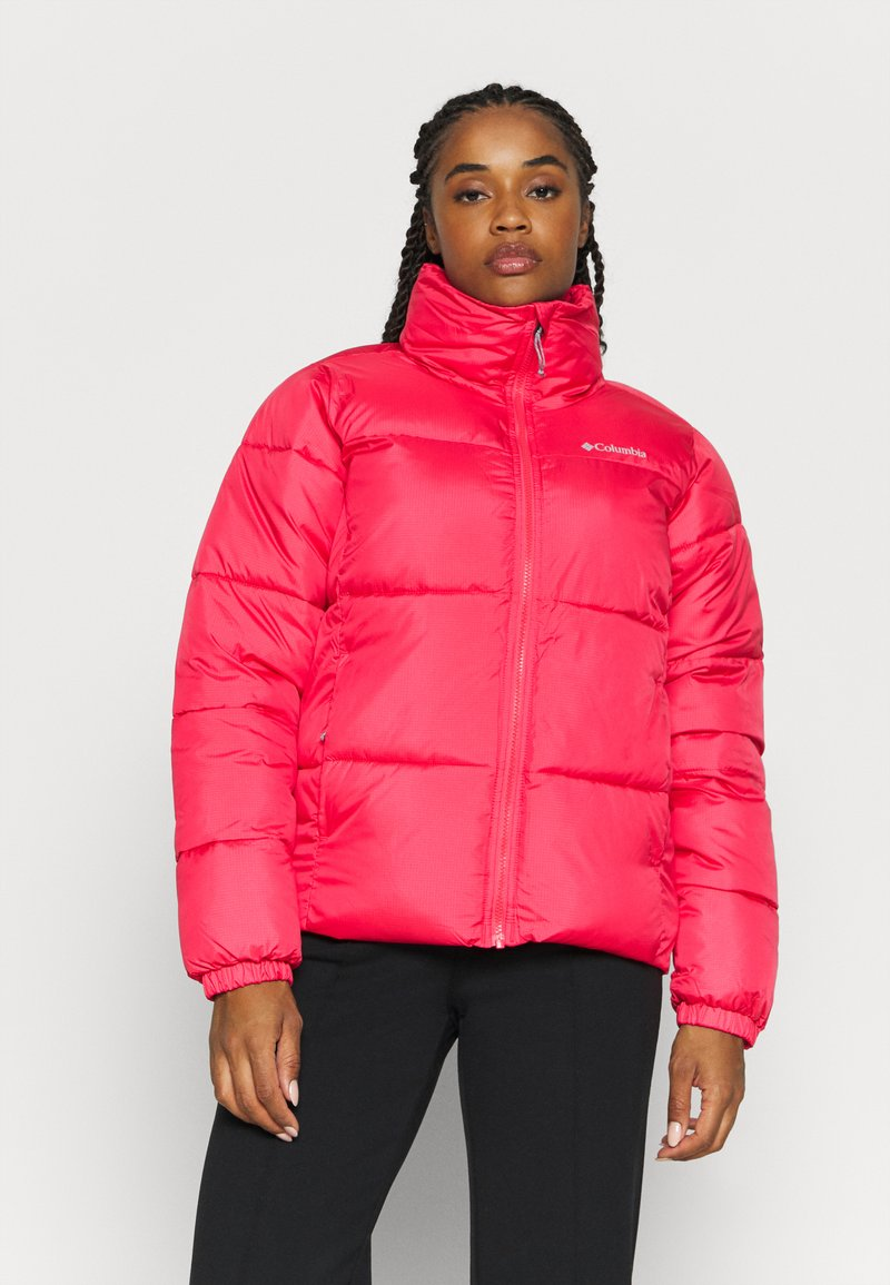 Columbia - PUFFECTJACKET - Winter jacket - bright geranium