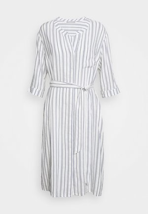 Day dress - white/blue