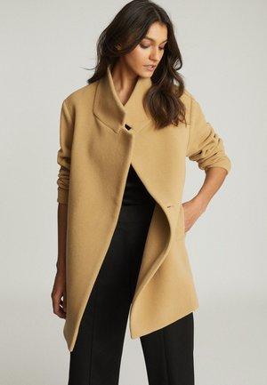 SICILY - Short coat - taupe