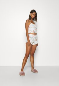Gilly Hicks - PRINTED COZY TANK - Top - peaches - 1