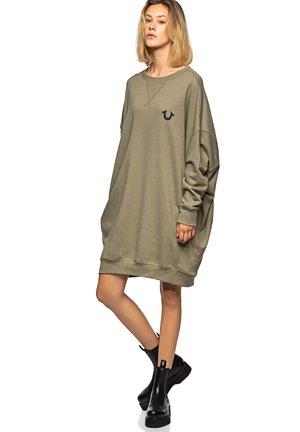OVERSIZED - Sweatshirt - olive