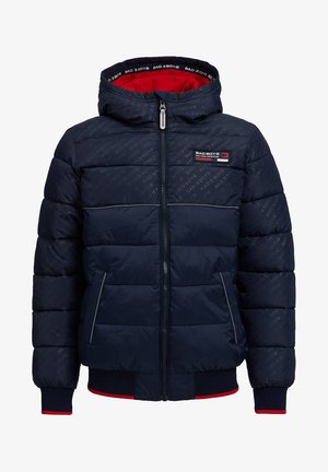 MET CAPUCHON - Winter jacket - dark blue