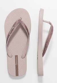 Ipanema - LOLITA - T-bar sandals - beige/rose - 3