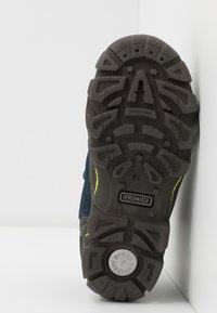 Primigi - Lace-up ankle boots - navy/nero/grigio - 5