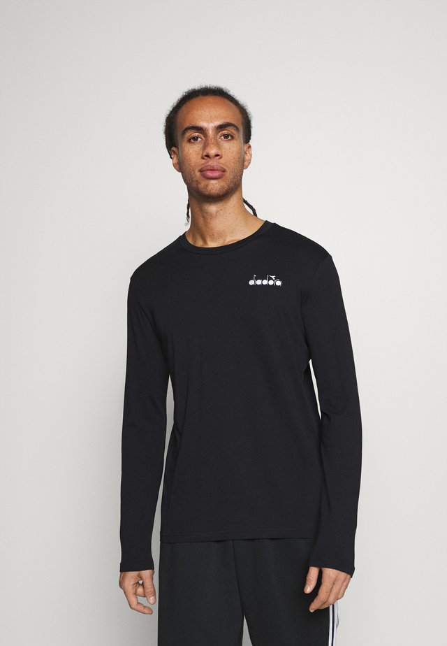 CHROMIA - Long sleeved top - black