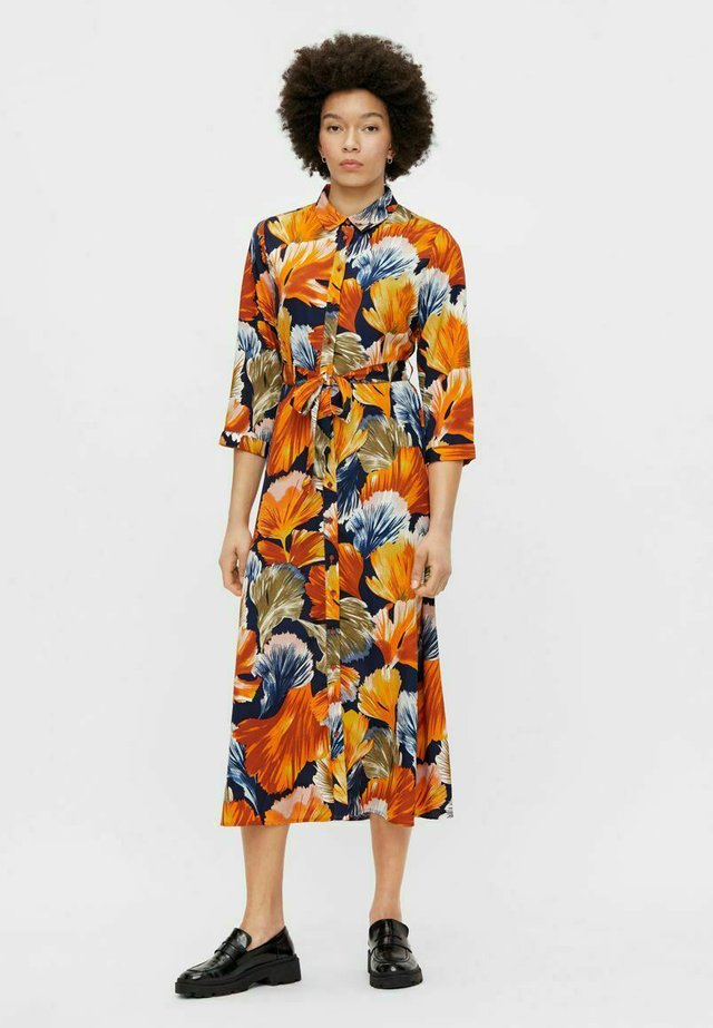PCROSIA  - Sukienka koszulowa - maritime blue