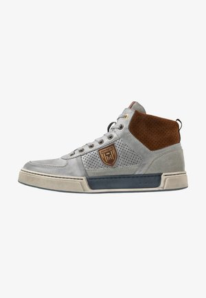 FREDERICO UOMO MID - Sneakers high - gray violet