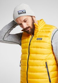Patagonia - BRODEO  - Beanie - drifter grey - 1