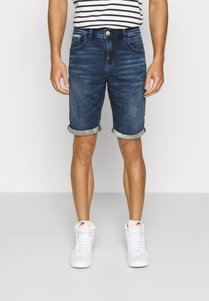 LANCE - Denim shorts - dobby wash