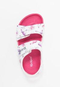 Kickers - SUMMERKRO - Sandals - blanc - 1
