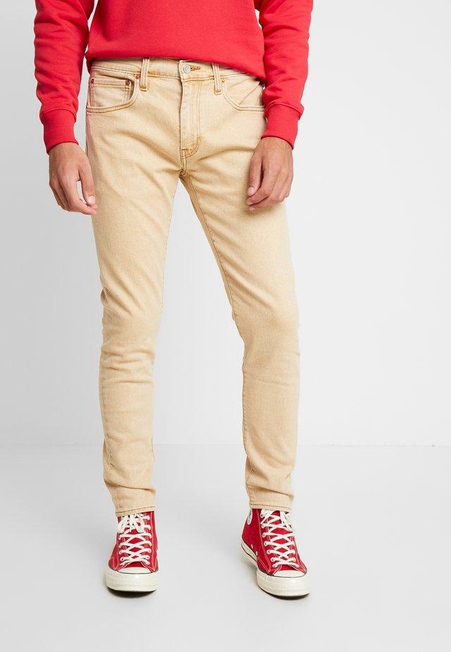 512™ SLIM TAPER FIT - Slim fit jeans - desert boots stonewash