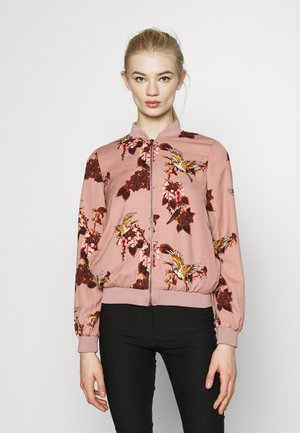 VMCRANE ZIP  - Bomber Jacket - light pink