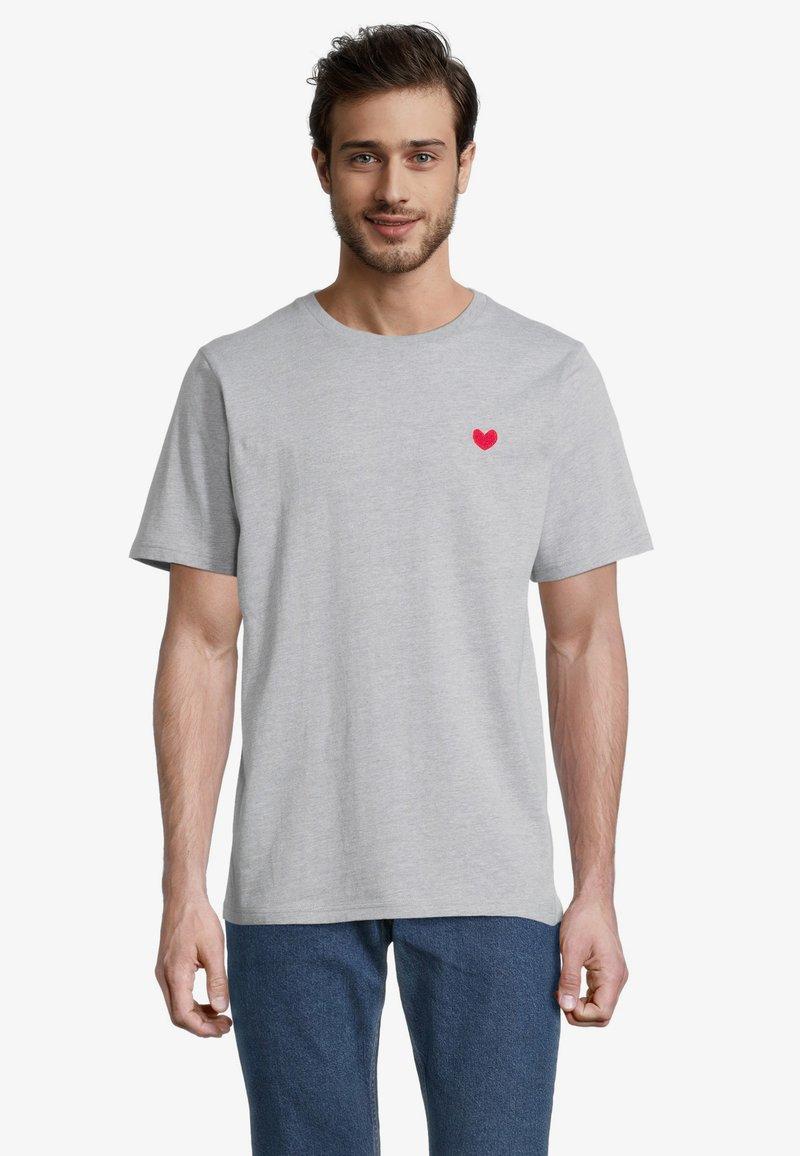 The Neighbourgoods - T-shirt basique - grau melange