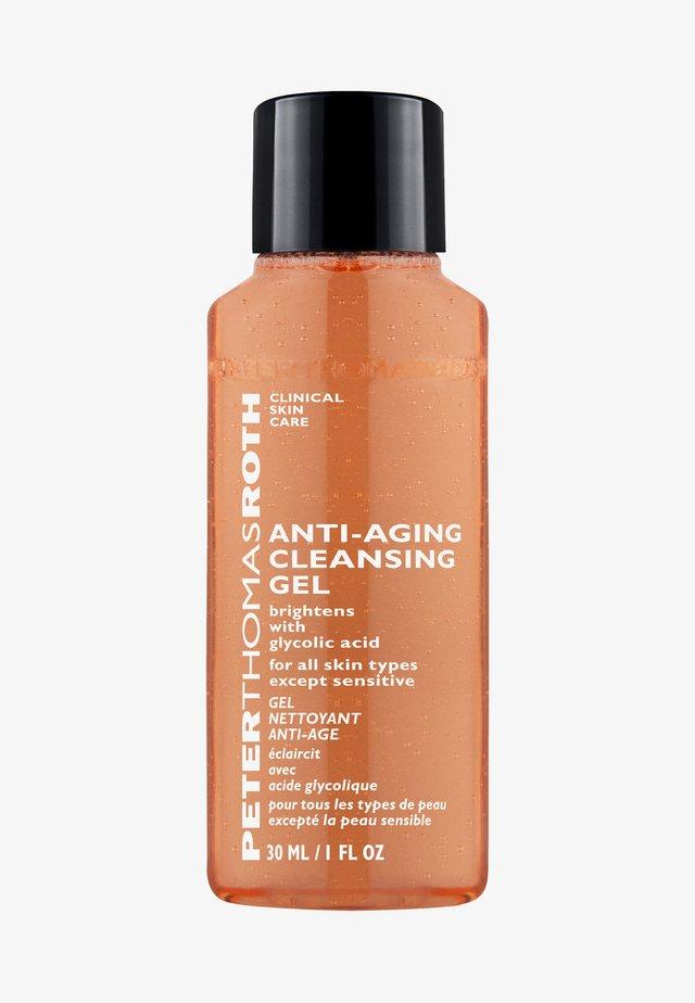 ANTI AGING CLEANSING GEL - Nettoyant visage - -