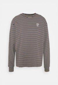 Wood Wood - ASTRID LONG SLEEVE - Langærmede T-shirts - navy - 4