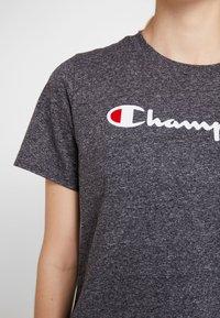 Champion - CREWNECK  - Printtipaita - mottled dark grey - 5