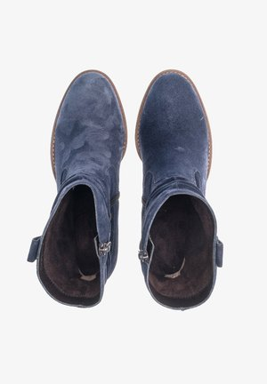 Classic ankle boots - blau