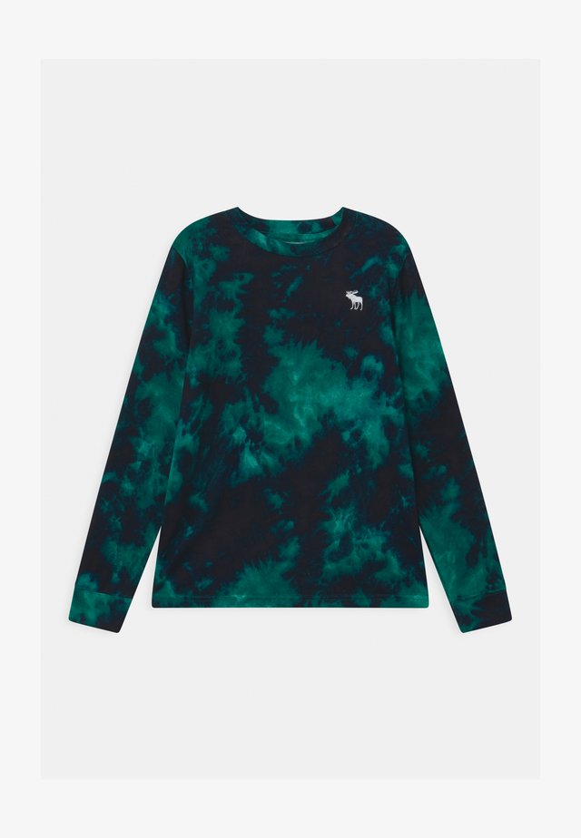 PRIMARY COZY CREW - T-shirt à manches longues - green