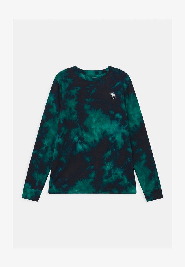 PRIMARY COZY CREW - Pitkähihainen paita - green