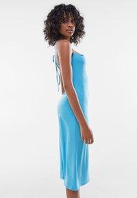 Bershka - Day dress - blue - 2