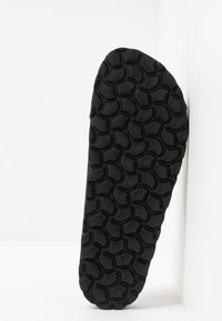 ONLY SHOES - ONLMADISON SLIP ON - Slippers - black - 6