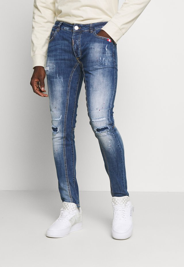 ALESSANDRO ZAVETTI FORMITO  - Jeans Skinny Fit - light blue