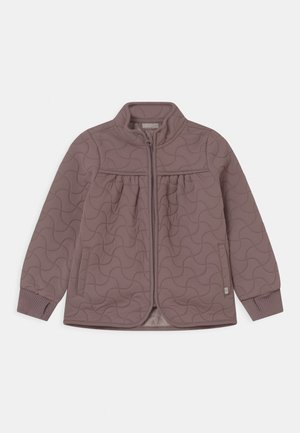 THERMO THILDE - Kurtka Outdoor - dusty lilac