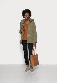 Esprit - Winter jacket - dark khaki - 1