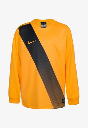 SASH FUSSBALLTRIKOT KINDER - Sports shirt - university gold / black