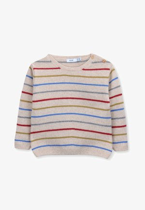 LONG SLEEVE BABY IGGY - Jumper - colorful stripes