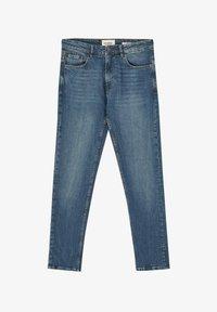 PULL&BEAR - Jeans a sigaretta - light blue - 5