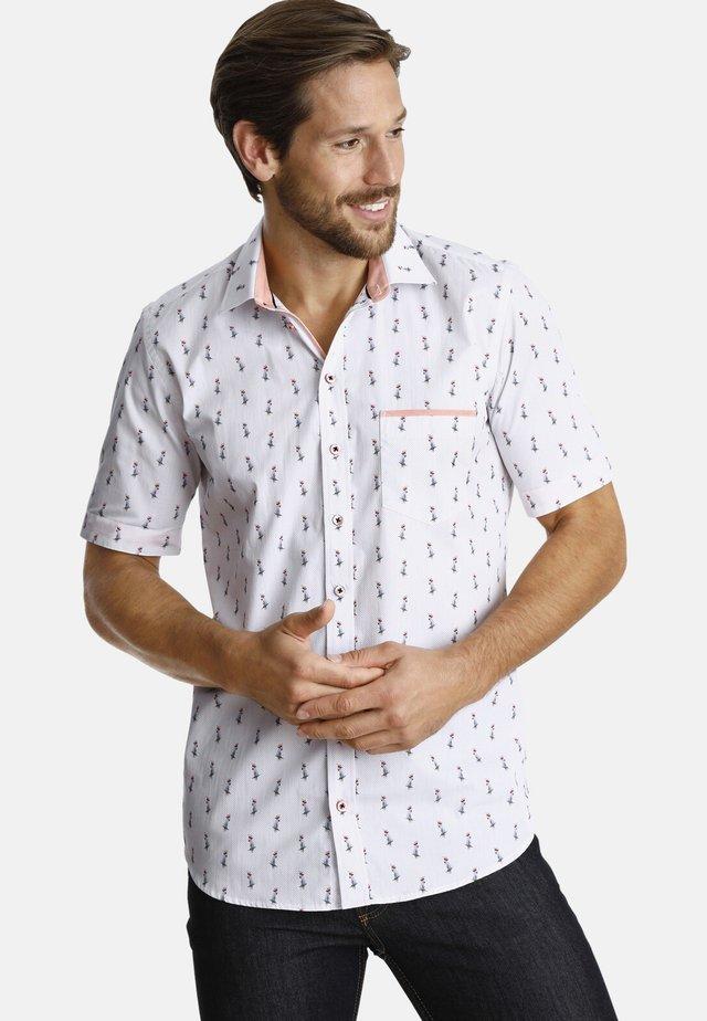 BLUECOCKATOO - Shirt - white