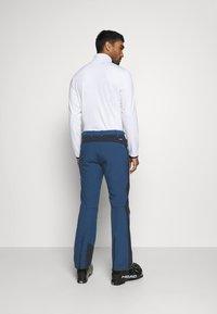 Icepeak - FLEMING - Snow pants - blue - 2