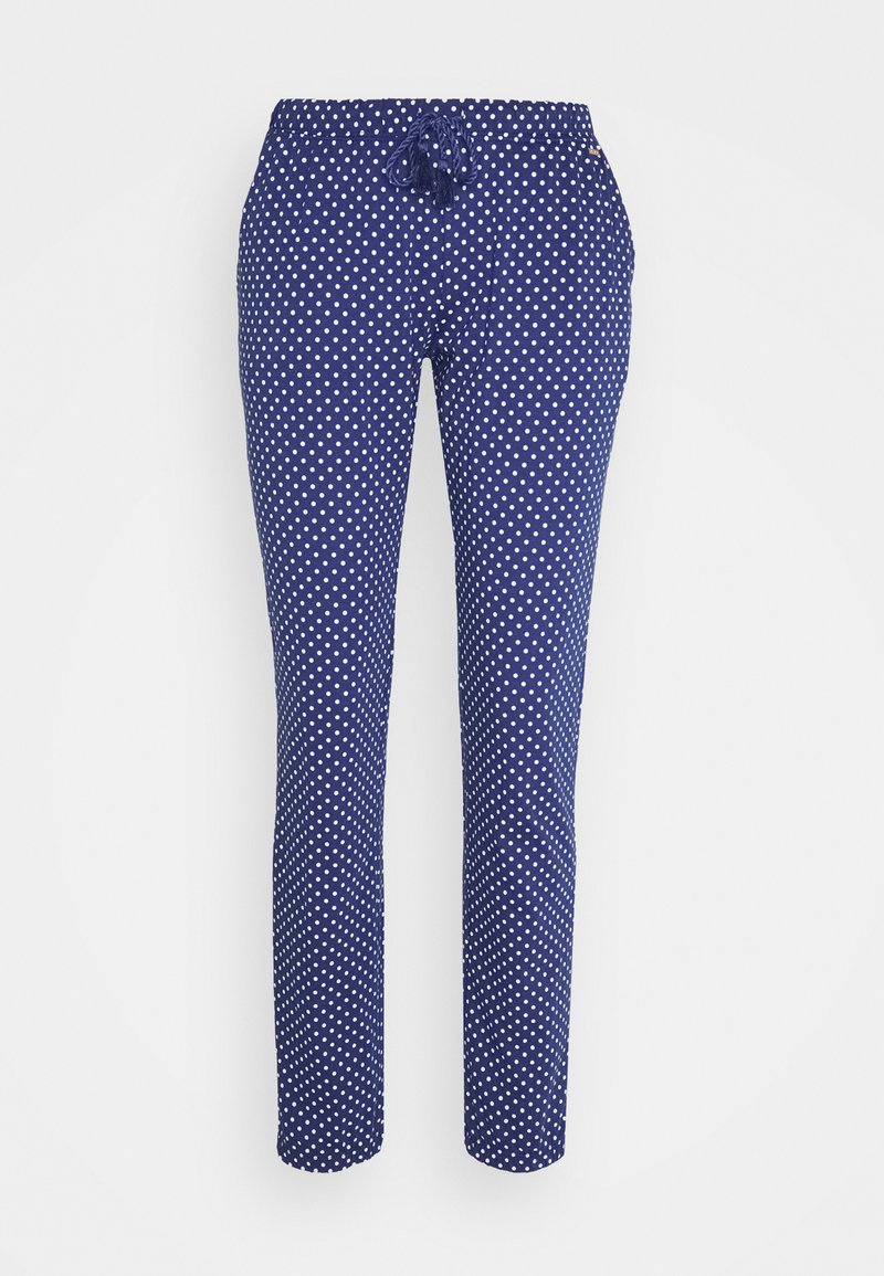 LASCANA - PANTS - Pyjama bottoms - blue