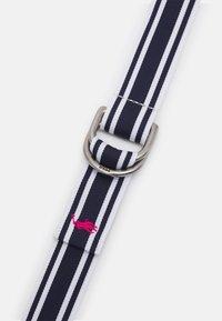 Polo Ralph Lauren - BELT CASUAL UNISEX - Belt - french navy - 2