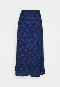 Sisley - SKIRT - A-line skirt - royal - 0