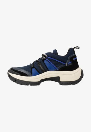 DELMAR - Trainers - bluette/black