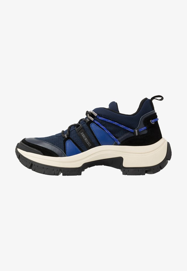 DELMAR - Trainers - bluette/black
