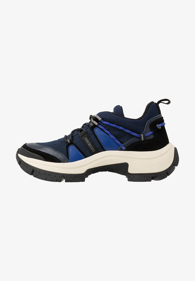 Bikkembergs - DELMAR - Trainers - bluette/black