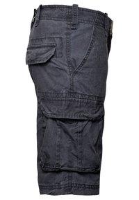 CODE | ZERO - Cargo trousers - anthracite - 2