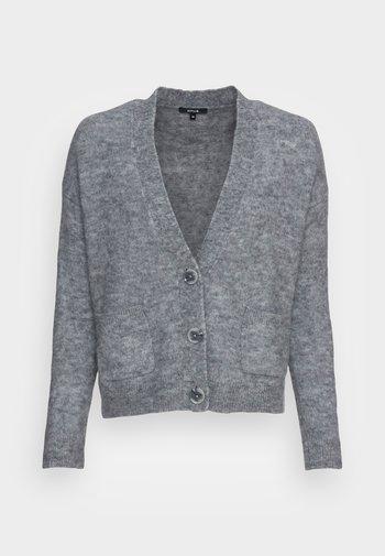 DOMANI SOFT  - Kardigan - easy grey