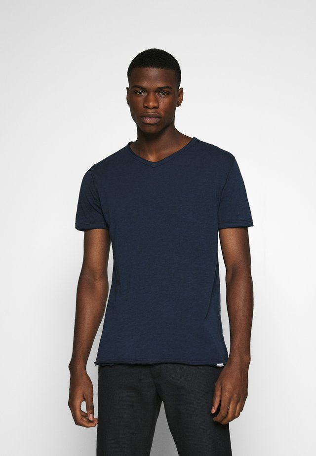MARCEL TEE - T-shirt basic - eclipse