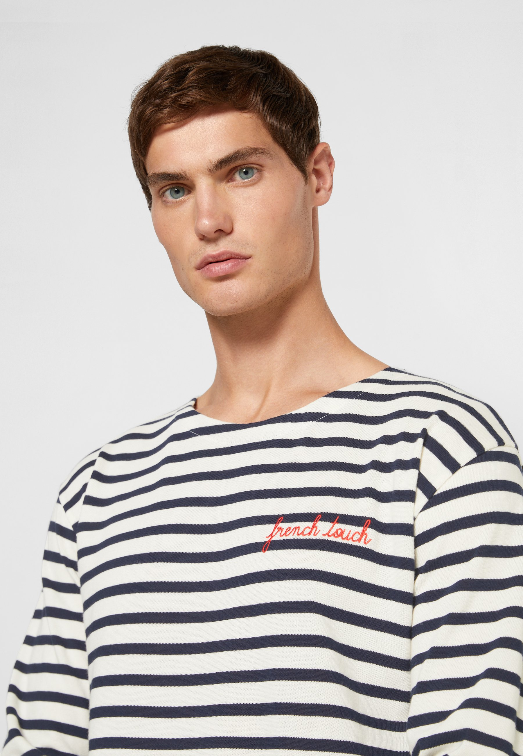 Herren SAILOR  COLOMBIER FRENCH TOUCH  - Langarmshirt