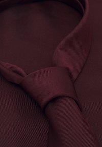 Burton Menswear London - SET - Cravatta - burgundy - 3