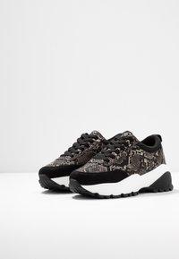 Even&Odd - Sneakers - black/white - 4