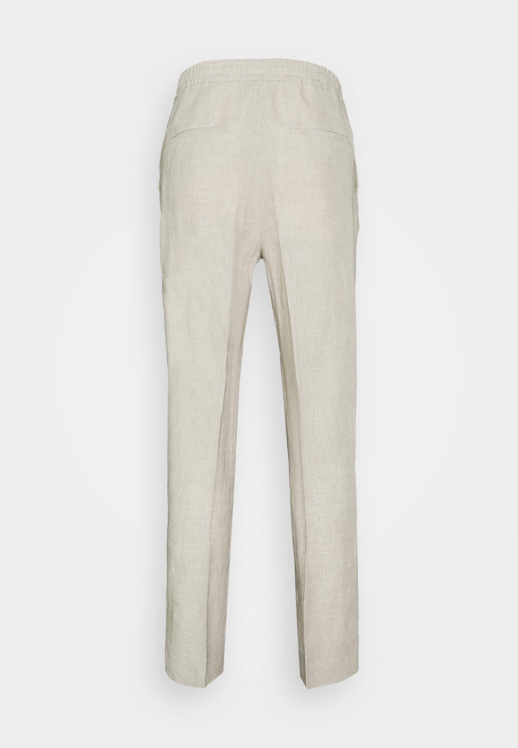 Uomo SASHA DRAPE PANTS - Pantaloni