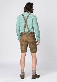 Stockerpoint - BEPPO - Shorts - brown - 1
